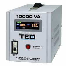 Stabilizator retea monofazat 220V la maxim 10000VA TED Olanda