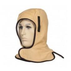 Căciulă de mască pentru vreme rece, cu căptuşeală de oaie şi partea exterioară din bumbac ignifug
